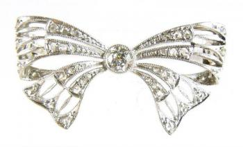 Brilliant Brooch - 1920